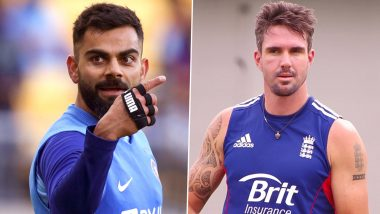 'Better Than Your TikTok Videos': Virat Kohli Hilariously Trolls Kevin Pietersen Over the Latter's 'Shave Your Beard' Comment