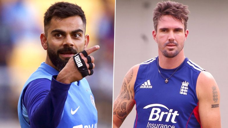 'Better Than Your TikTok Videos': Virat Kohli Hilariously Trolls Kevin Pietersen Over the Latter's 'Shave Your Beard' Comment