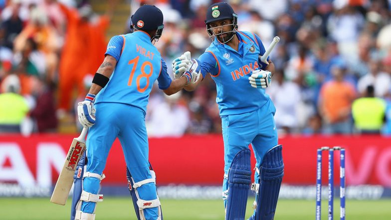 India vs Australia 2020: Ahead of the ODI Series, Let's Look at India's Five Leading Run Scorers in ODIs Down Under