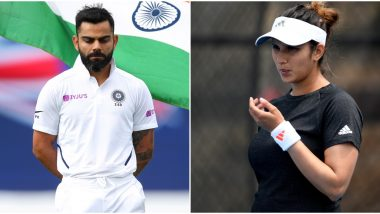 Virat Kohli, Sania Mirza Join Sports Fraternity in Condoling Deaths and Offering Support to Victims of Vizag Gas Leak Tragedy
