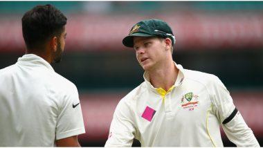 Virat Kohli or Steve Smith? Ex-Australia Pacer Brett Lee Picks Compatriot Smith, Says He 'Can Be As Good as Don Bradman'
