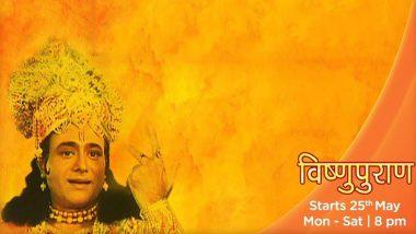 Nitish Bharadwaj's Vishnu Puran To Re-Air on Zee TV; Here's The Telecast Schedule (Watch Video)