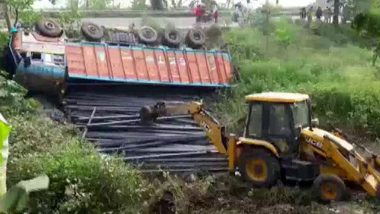 Bihar: Nine Migrant Workers Killed After Truck And Bus Collide in Bhagalpur