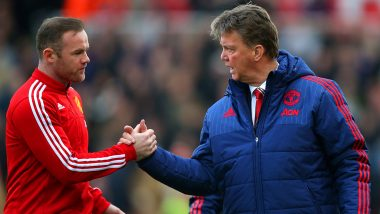 Wayne Rooney Says He Was Devastated When Manchester United Sacked Louis van Gaal
