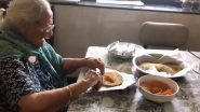 Mumbai: 99-Year-Old Woman Helps Migrant Workers By Preparing Food Packets Amid COVID-19 Crisis, Twitterati Laud Her Efforts; Watch Video