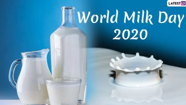 World Milk Day 2020: List of 10 Fun Facts About This Nutrient-Rich Liquid Food
