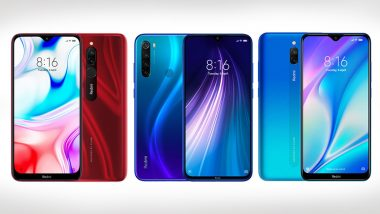 Xiaomi Redmi Note 8, Redmi 8 & Redmi 8A Smartphones Become Expensive in India