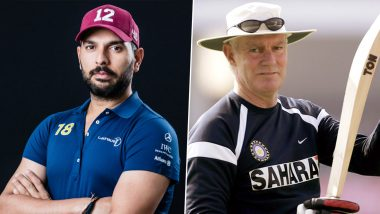 Yuvraj Singh Joins Harbhajan Singh in Slamming Former India Coach Greg Chappell Over MS Dhoni Comments