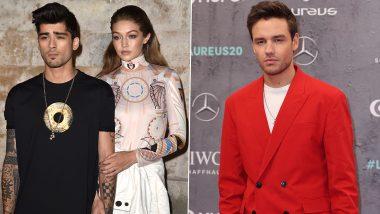 Zayn Malik's Former Bandmate Liam Payne Congratulates Him and Gigi Hadid On Their First Child's Announcement