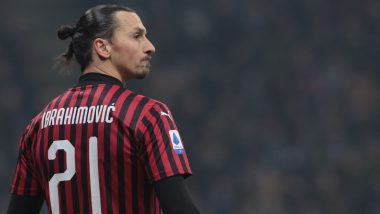 Zlatan Ibrahimovic Labels Himself As 'President, Player and Coach' of AC Milan Following Brilliant Display Against Cristiano Ronaldo Powered Juventus