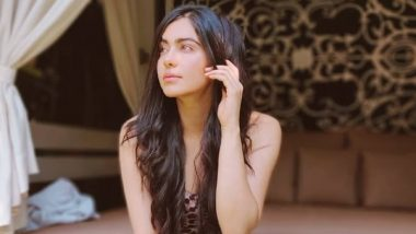 Adah Sharma Says She Feels More Comfortable Around Animals Than Humans