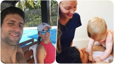 Happy Birthday Novak Djokovic Check Out Djoko S Adorable Pictures With His Family As He Turns 33 Latestly