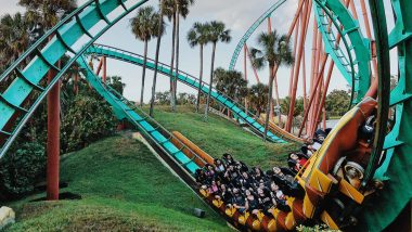 Screaming Not Allowed! Japanese Amusement Parks Issue Guidelines Asking Visitors Not to Scream on Roller-Coasters to Prevent Spread of Coronavirus