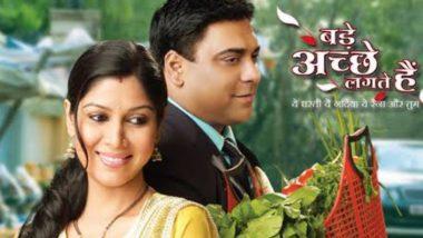 Ekta Kapoor Celebrates 9 Years of Sakshi Tanwar-Ram Kapoor's Bade Achhe Lagte Hain, Nephew Laksshya Plays Signature Tune