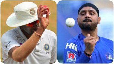 Brett Lee, Harbhajan Singh, Ravichandran Ashwin & Others React to ICC's Recommendation of Ban on Saliva
