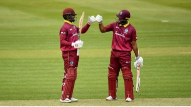 This Day That Year: Shai Hope and John Campbell Register the Highest Opening Partnership in ODIs