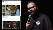 Kunal Kamra Teaches CarryMinati Roasting Is Not About Cuss Words in His New Video but Ajey Nagar's Angry Fans Troll Comedian With Funny Memes & Jokes!