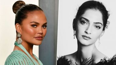 Sonam Kapoor Supports Chrissy Teigen After She Slams Alison Roman, Says 'Women Taking Women down Is The Worst Kind Of Betrayal'