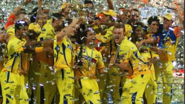 This Day That Year: CSK Beat RCB to Lift IPL 2011, Fans Relive the Winning Moments With Trend #DhoniiNeverTires