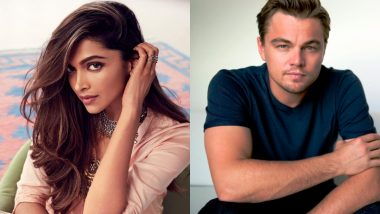 Deepika Padukone Says She Used to Kiss a Poster of Leonardo Dicaprio Before Sleep