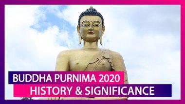 Buddha Purnima 2020: Know Date, History And Significance Of Vesak, The Buddhist Festival