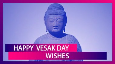 Vesak Day 2020 Greetings & Wishes: Send Inspirational Messages to Your Loved Ones on Buddha Purnima