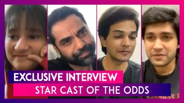 Abhay Deol, Yashaswini Dayama, Karanvir Malhotra | What Are The Odds | Interview