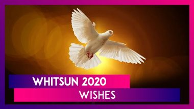 Whitsun 2020 Wishes: Pentecost Sunday Messages And Greetings to Share With Your Loved Ones