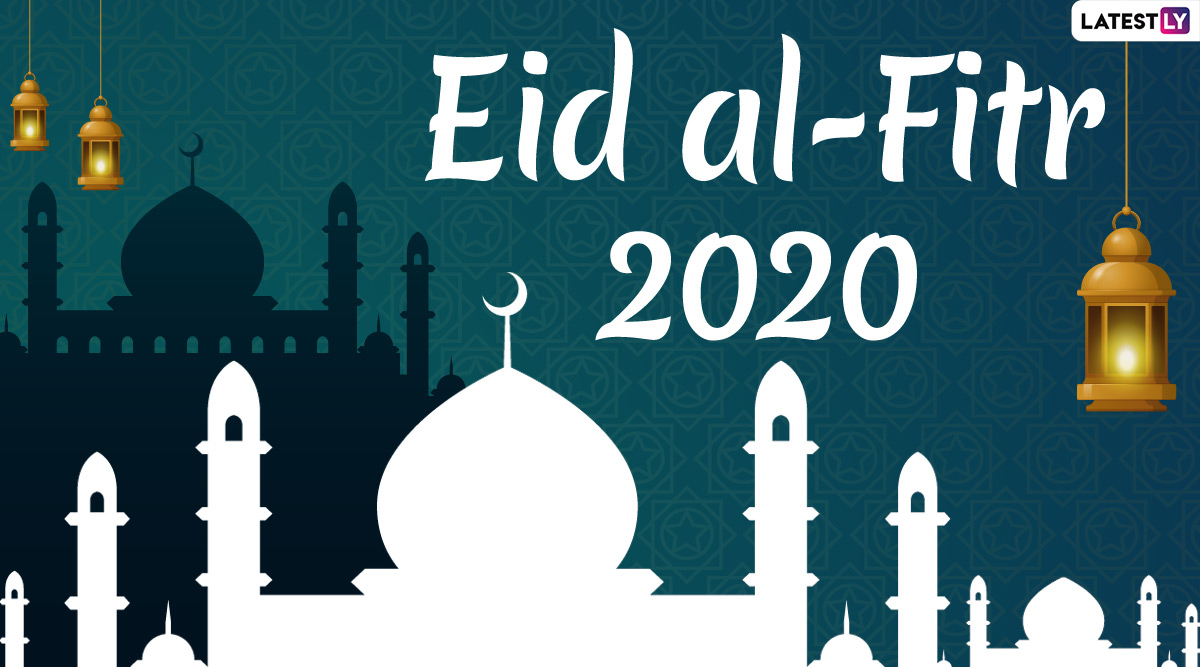 Eid Al-Fitr 2020 Images, Messages and Wishes Trend on Twitter As Muslims Prepare to Welcome Shawwal Month