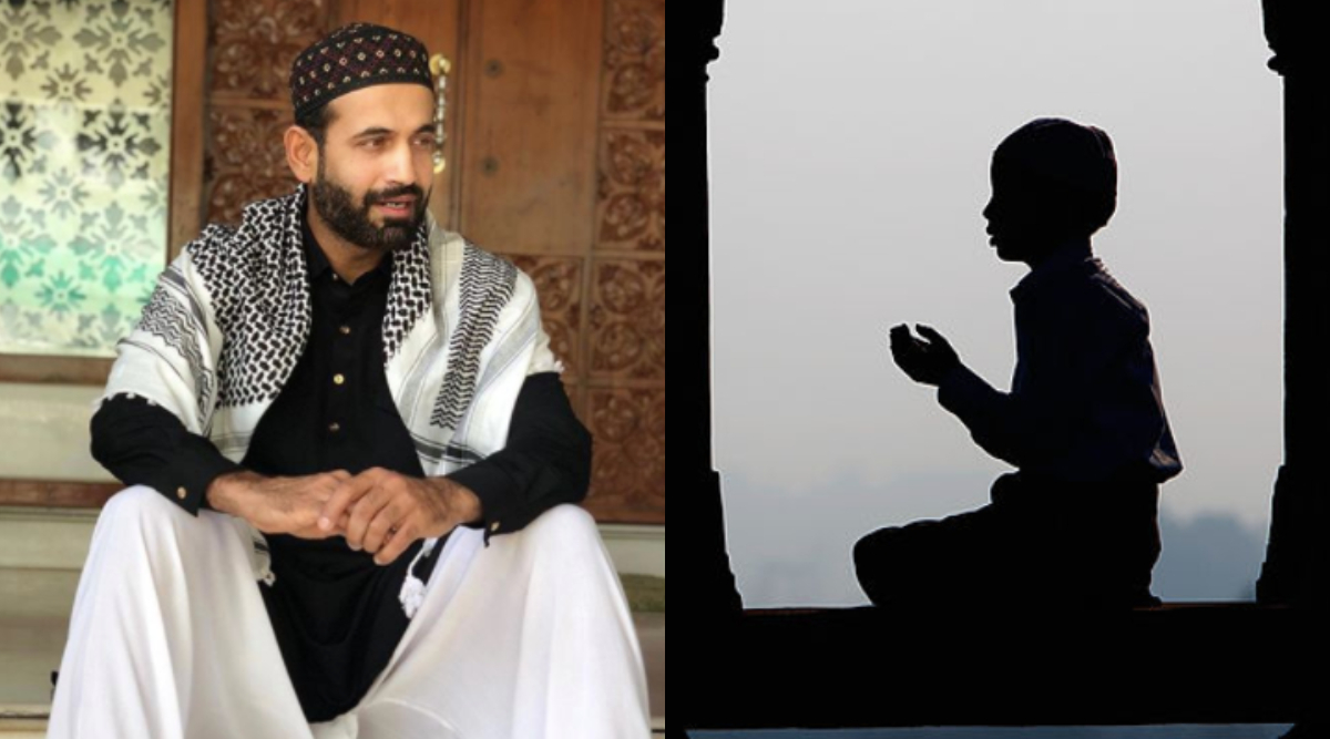 How to Pray Eid Namaz at Home in Lockdown? Former Cricketer Irfan Pathan Shares Tutorial Video Ahead of Eid Al-Fitr 2020