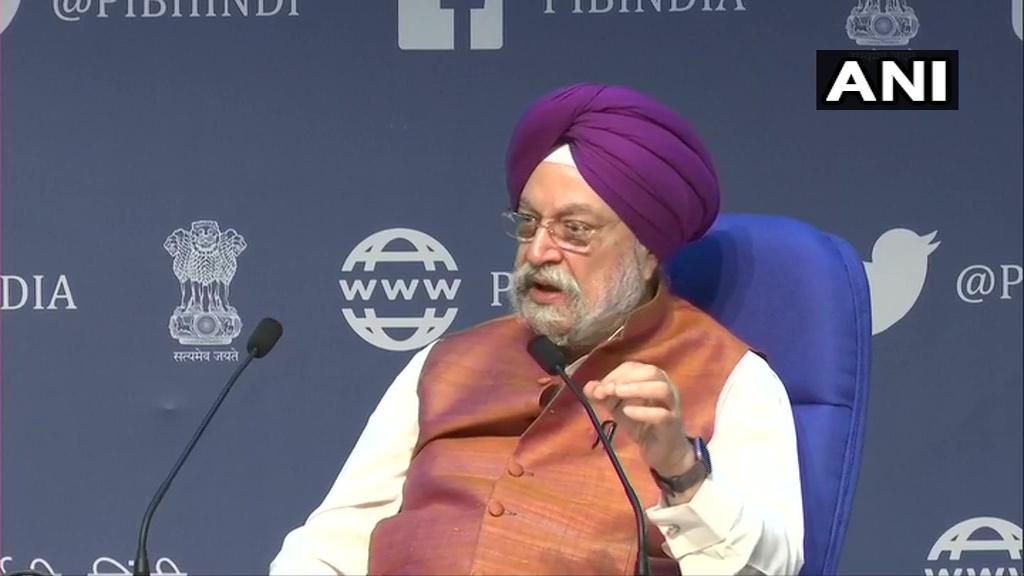 Hardeep Singh Puri Says Will Try to Start International Passenger Flights by August