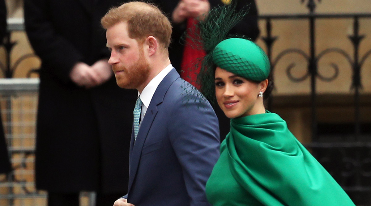 Prince Harry And Meghan Markle's Second Wedding Anniversary: It All Began With A Blind Date