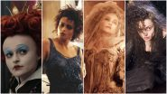 Helena Bonham Carter Birthday: 5 Brilliant Trasnformations for Her Roles That Stunned Us