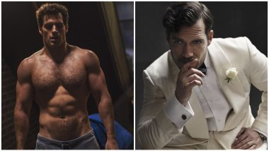 Happy Birthday Henry Cavill: 10 Hot Photos Of The Actor That Will Make You Fight Lois Lane For Him