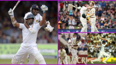 Highest Partnerships in Test Cricket: Listing Top Five Stands for Any Wicket Including 624-Run World Record Partnership Between Kumar Sangakkara and Mahela Jayawardene