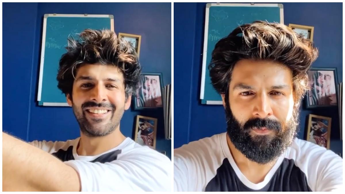 Hey Deepika Padukone, Kartik Aaryan Has Finally Trimmed His Beard (Watch Video)