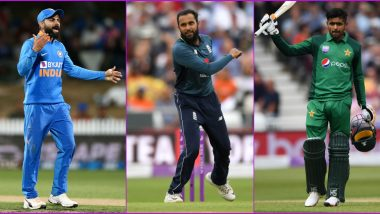 Babar Azam Best Batsman Than Virat Kohli on Current Form: England Bowler Adil Rashid (Watch Video)