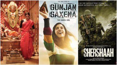 Akshay Kumar's Laxmmi Bomb, Janhvi Kapoor's Gunjan Saxena, Sidharth Malhotra's Shershaah - All Films Rumoured to Release Straight on OTT Platforms and What's Their Real Status