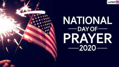 National Day of Prayer 2020 Quotes: 9 Memorable Speeches by American Presidents on the Annual Observance