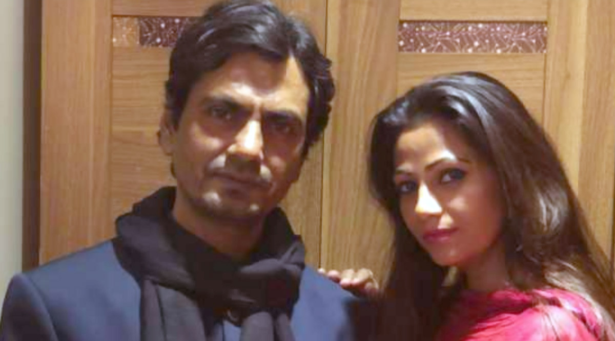 Nawazuddin Siddiqui's Wife Aaliya Alleges Physical and Mental Torture by the Actor's Family, Says 'His Brother Had Even Hit Me'