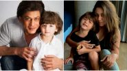 AbRam Khan Birthday: 7 Times When Shah Rukh Khan and Gauri Khan's Little Bundle Of Joy Won Netizens' Hearts With His Cute Smile! (Watch Videos)