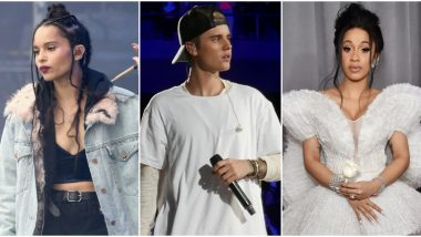 George Floyd Death: Justin Bieber, Cardi B, Zoe Kravitz, Viola Davis and Other Celebs Voice their Anger Over the Horrific Incident