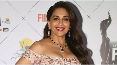 Madhuri Dixit to Join Over 25 Music Artistes in a Virtual Concert Titled Music Beyond Borders!