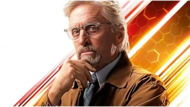 Michael Douglas Drops an Update on Ant-Man 3 and It's Pretty Exciting