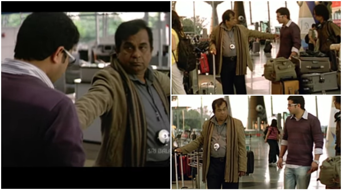 Brahmanandam Has Been Maintaining Social Distancing Since 2009 and This Viral Video Is Proof