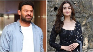 Alia Bhatt to Sign her Second Regional Outing with Prabhas? Actress May Come on Board for Nag Ashwin's Next