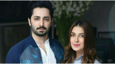 Pakistani actress Ayeza Khan and Husband Danish Taimoor are Safe; Reports of Them Dying in PIA Plane Crash are False