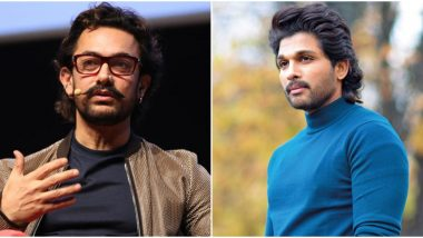 Allu Arjun Has Watched this Aamir Khan Movie More Than 20 Times - Guess Which?
