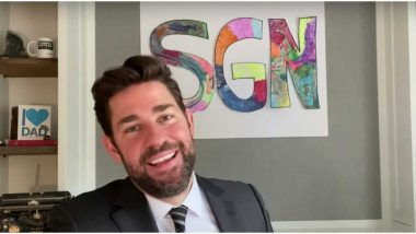 After Getting Trolled, John Krasinski Explains the Reason Behind Selling his 'Some Good News' Show