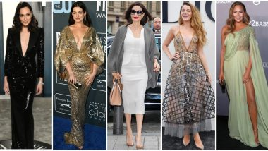 Mother's Day 2020: Angelina Jolie, Blake Lively, Chrissy Teigen - Just Naming Some Super Stylish Moms in Hollywood (View Pics)